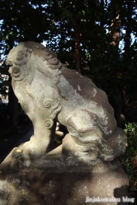 浅間神社(東久留米市浅間町)21