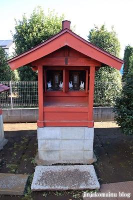 稲荷神社(東久留米市神宝町)3