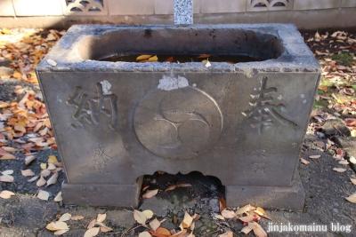 神山氷川神社(東久留米市神宝町)4