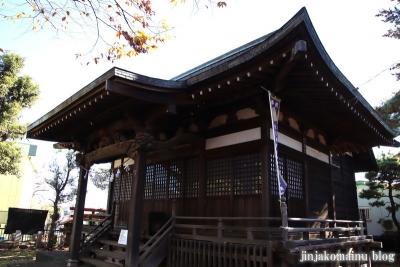 神山氷川神社(東久留米市神宝町)6