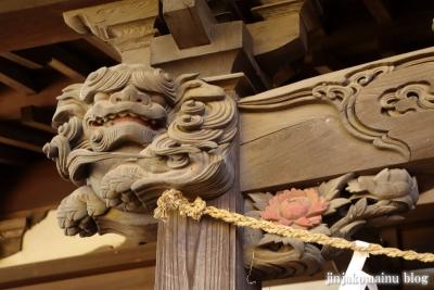 神山氷川神社(東久留米市神宝町)8