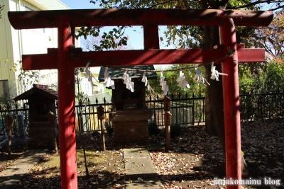 神山氷川神社(東久留米市神宝町)10