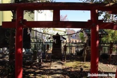 神山氷川神社(東久留米市神宝町)12