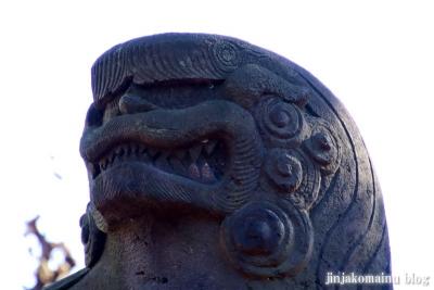 神山氷川神社(東久留米市神宝町)25
