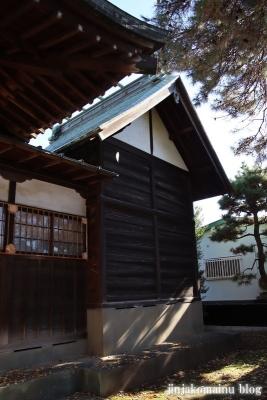 神山氷川神社(東久留米市神宝町)7