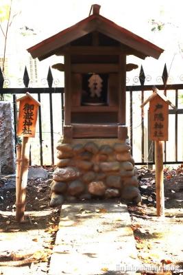 神山氷川神社(東久留米市神宝町)13