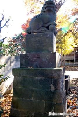 神山氷川神社(東久留米市神宝町)18