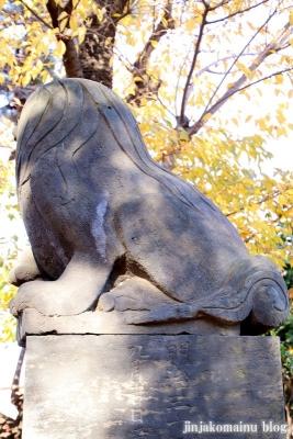 神山氷川神社(東久留米市神宝町)20