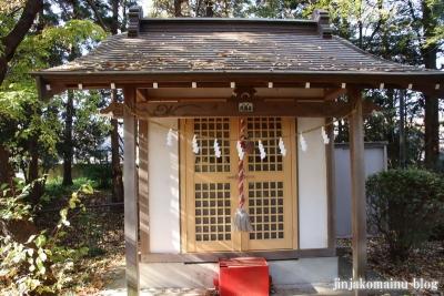 厳島神社(東久留米市金山町)6