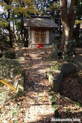 厳島神社(東久留米市金山町)4