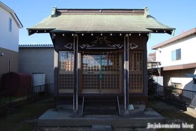 白山神社  清瀬市下宿3