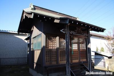 白山神社  清瀬市下宿4