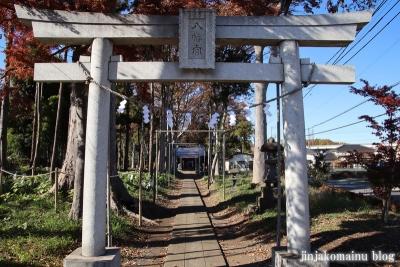 下宿八幡神社  清瀬市下宿3