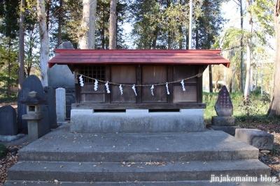 下宿八幡神社  清瀬市下宿9