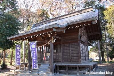 下宿八幡神社  清瀬市下宿12