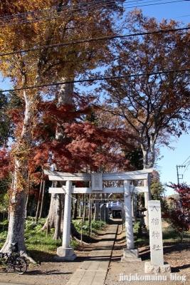 下宿八幡神社  清瀬市下宿1