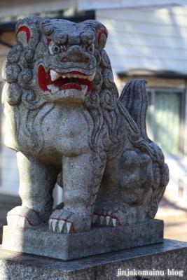 下宿八幡神社  清瀬市下宿6