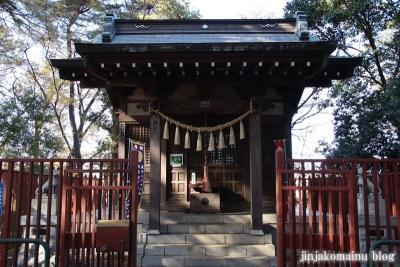 上宮稲荷神社  清瀬市下宿5