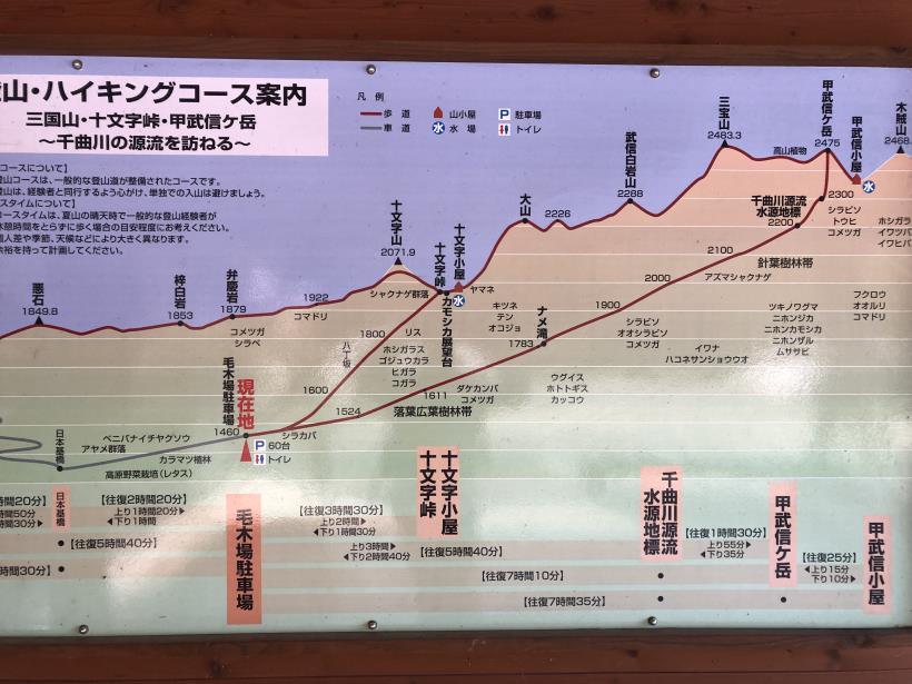 甲武信ヶ岳15