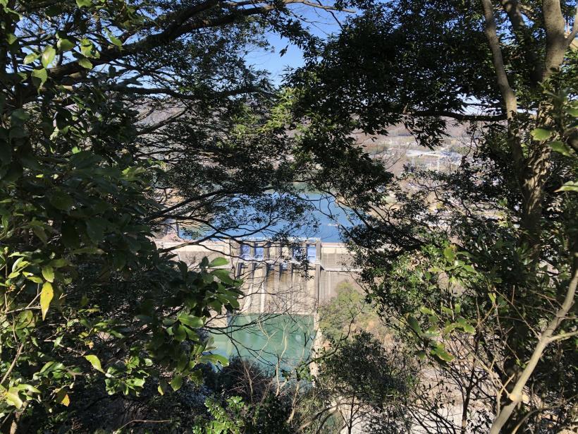 城山登山口から鷹射場32