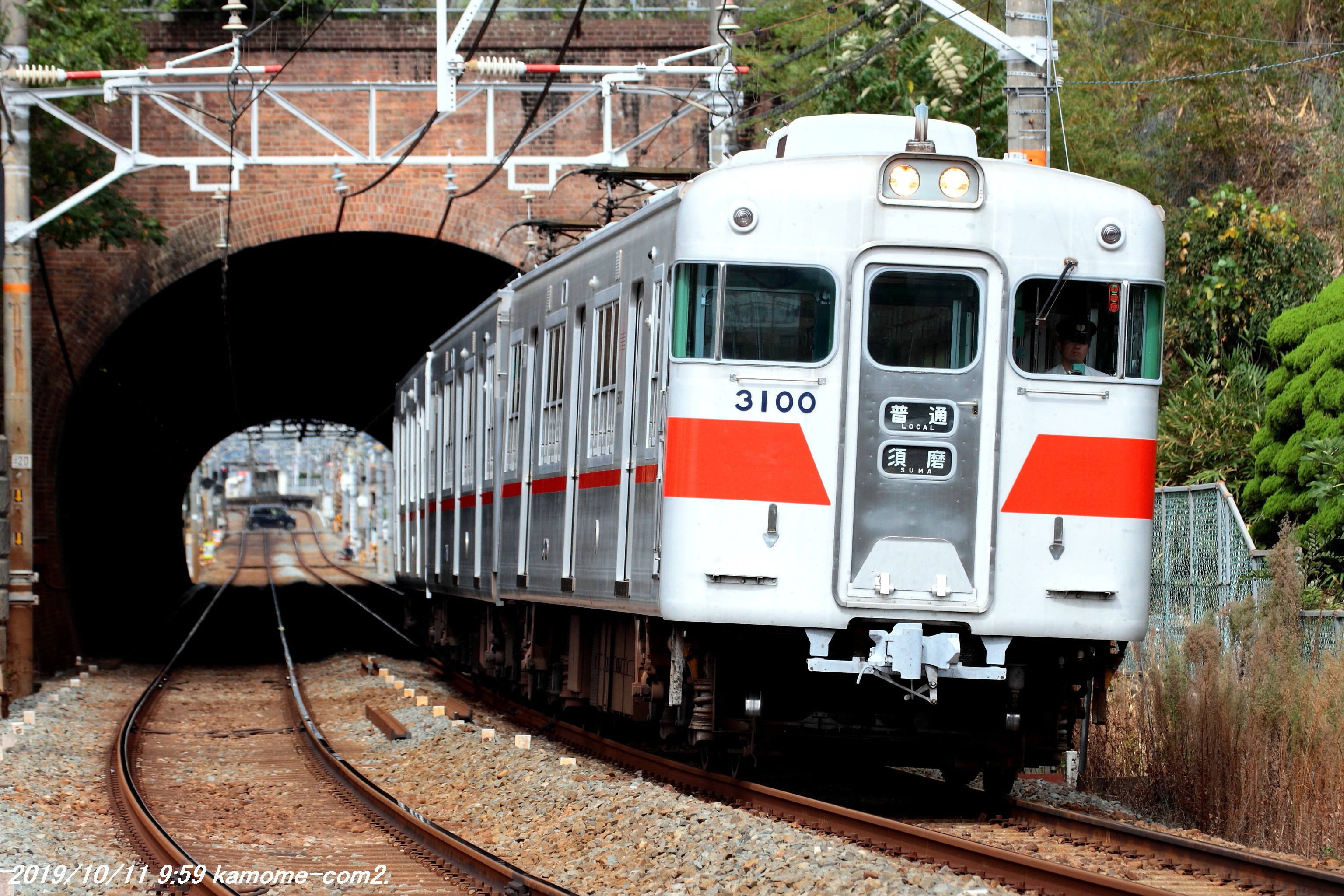 山陽電鉄3000系3100