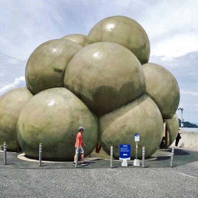 直島ー駐輪