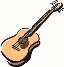 ギターイラスト1