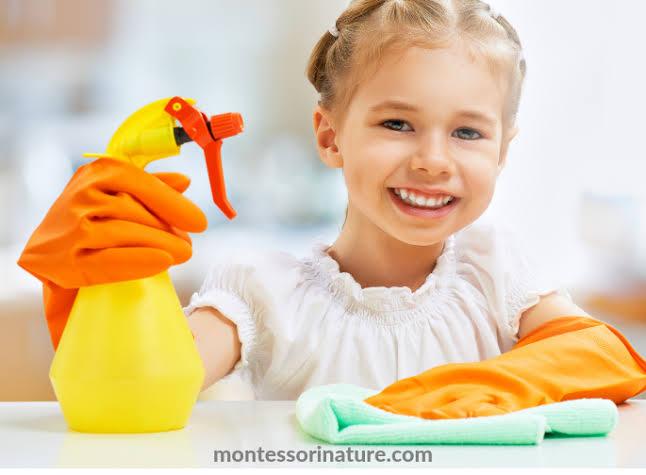小児科 全身清拭