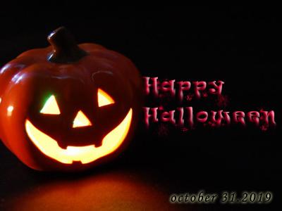 halloween2019甘露days