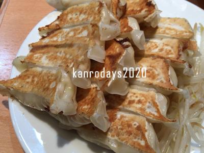 20191111_5石松餃子4焼き餃子