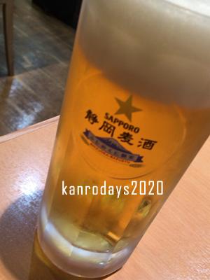 20191111_3石松餃子2BEER