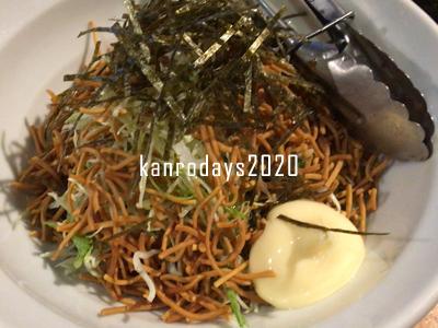 20191112_17バリ蕎麦サラダ