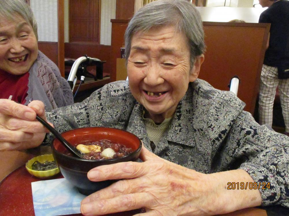 デイサービス 食事会(デザート)