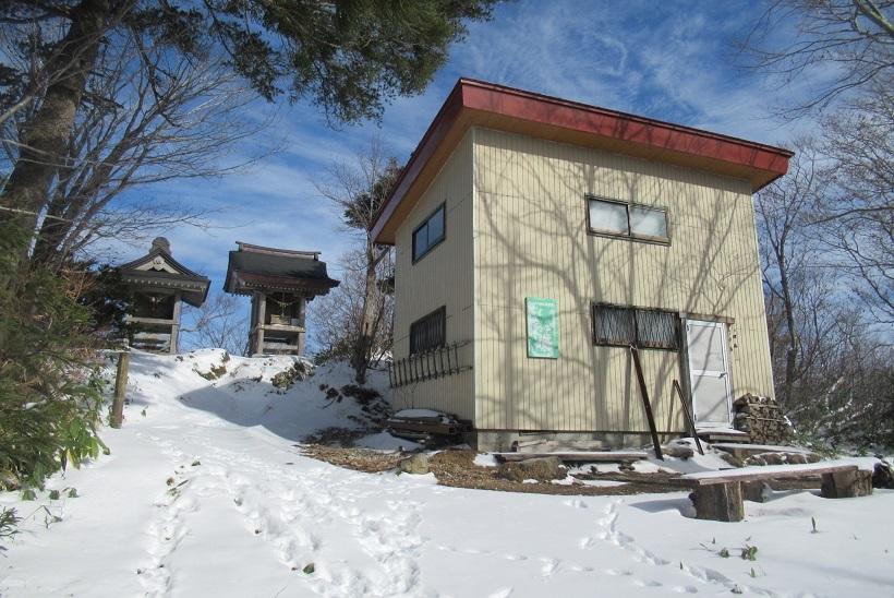 9葉山山荘
