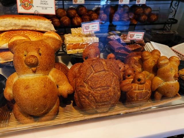 ピア39のパン屋さん