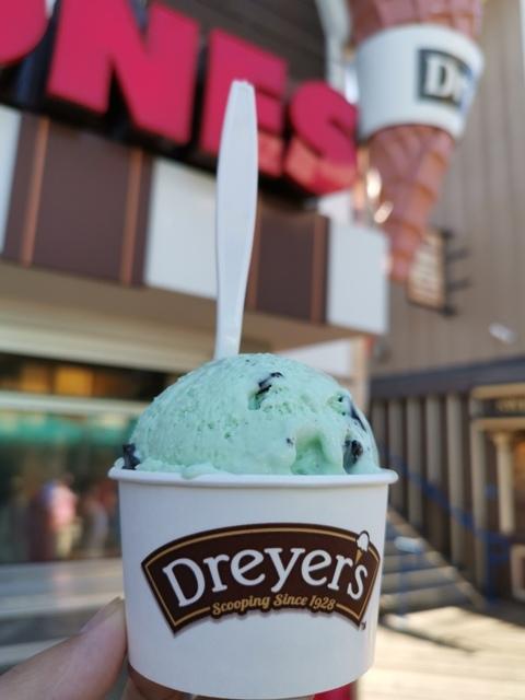 ピア39のアイスクリーム
