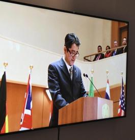 [韓国の反応]ウィーン芸術展、公認撤回 昭和天皇の風刺作品など展示「ここに寄付をしたいですね。日本の蛮行を世界に教えるいい機会になるでしょう」