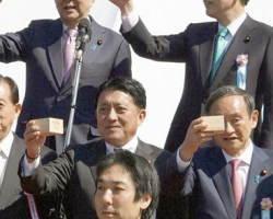 [韓国の反応]安倍内閣支持率 42%(-6) 不支持率35%「安倍は日本を破滅へと導く偉大な主導者です、守らなければいけません」