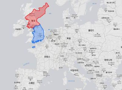 [韓国の反応]韓国は、そして朝鮮半島は決して小さくありません