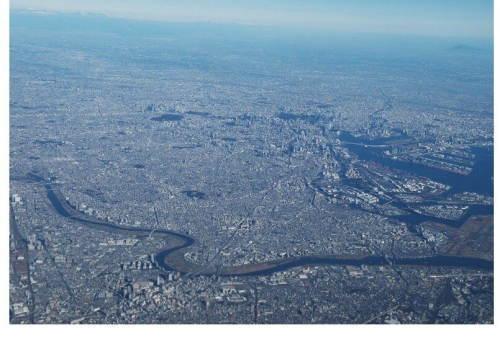 [韓国の反応]これが日本が誇る関東平野です 韓国ネット民「我々にも広大な平野があったら完璧だったのに」