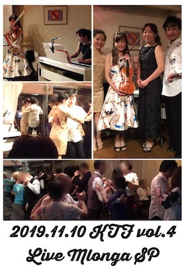 2019_11_10_KTF vol4 Live Milonga SP