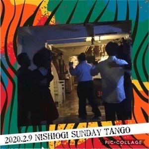2020_2_9_NISHIOGI Sunday TANGO