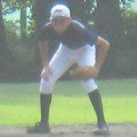 鎌田龍三塁手