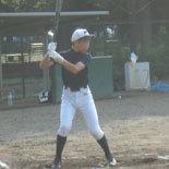 三塁打を含む2安打の鎌田龍