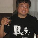 課長のTシャツを着た課長