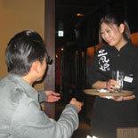安田と店員