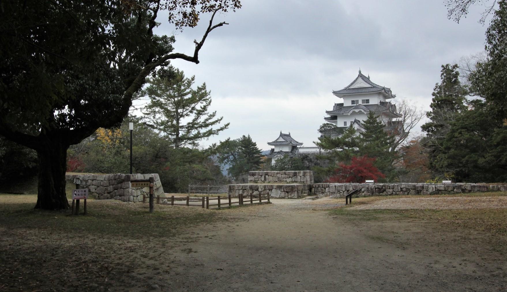 伊賀 上野城1