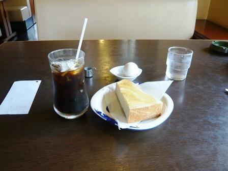 みき:アイスコーヒー・モーニング1