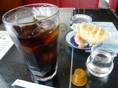 ふじ:アイスコーヒー2