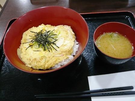 オレンジボート:玉子丼1